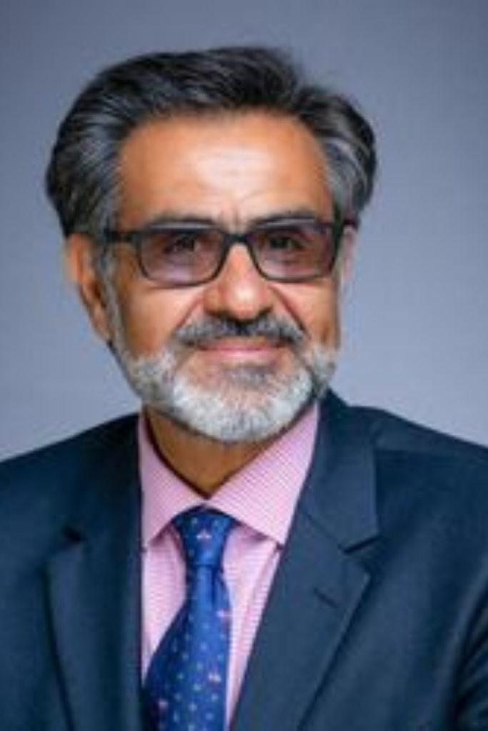 Dr S Mohsen Khorshid